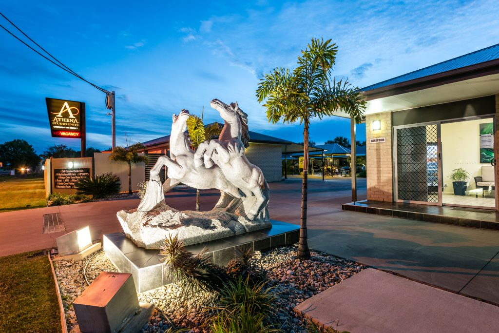Athena Motel Roma Queensland